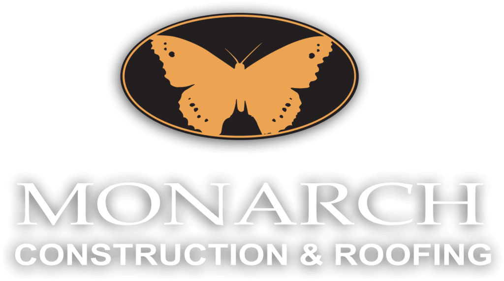 Monarch Construction and Roofing Company Logo