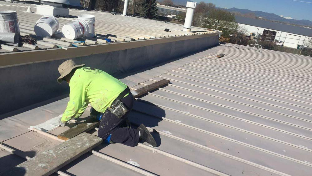 Monarch Roofing Commercial Coating Division Gallery 10