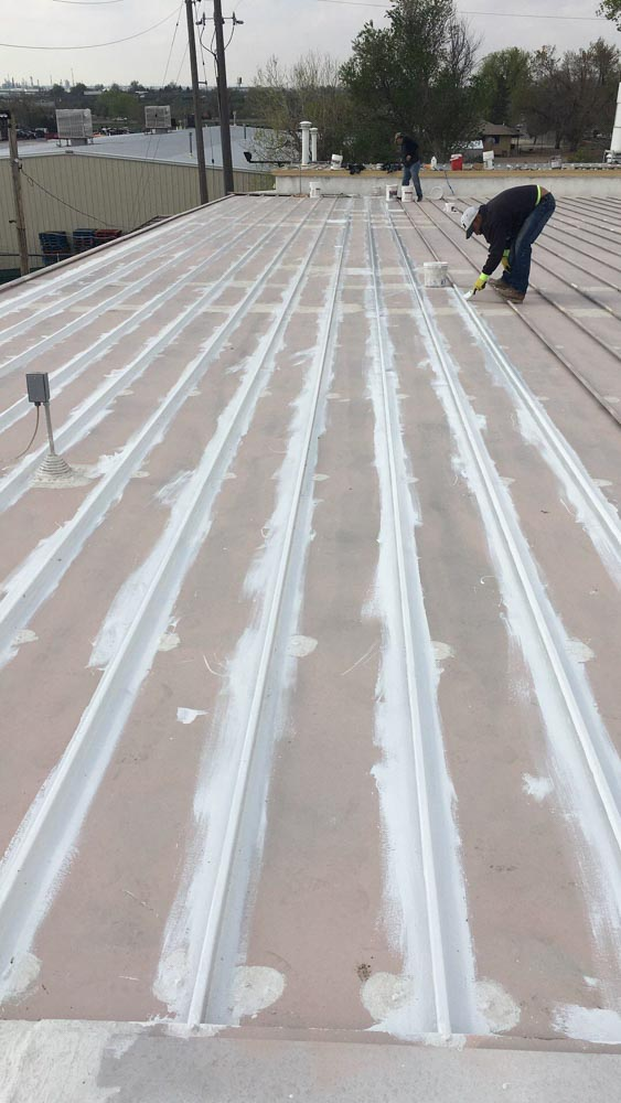 Monarch Roofing Commercial Coating Division Gallery 15