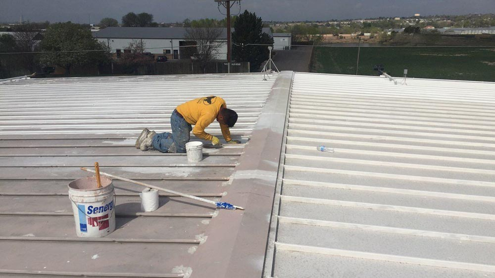 Monarch Roofing Commercial Coating Division Gallery 17