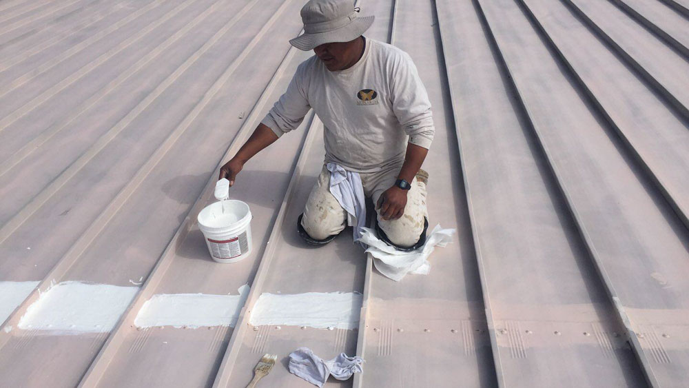 Monarch Roofing Commercial Coating Division Gallery 19