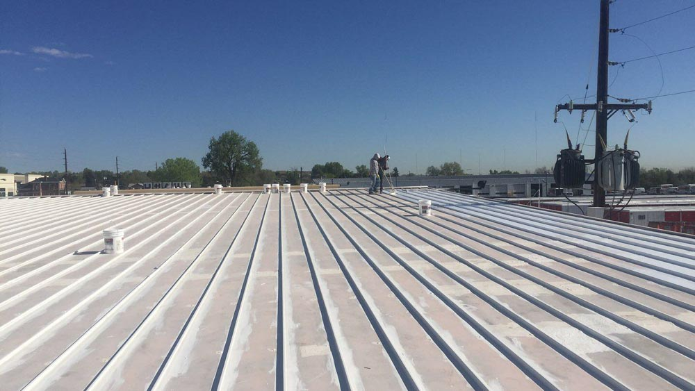 Monarch Roofing Commercial Coating Division Gallery 23