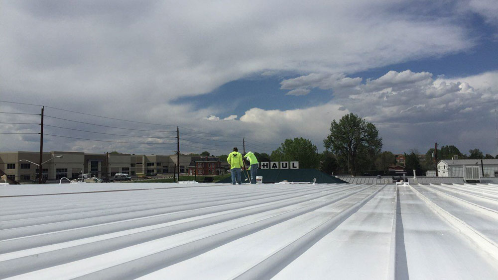 Monarch Roofing Commercial Coating Division Gallery 25