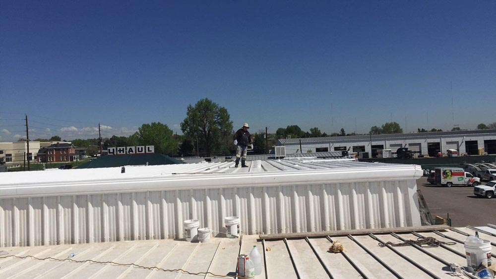 Monarch Roofing Commercial Coating Division Gallery 27
