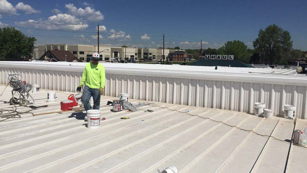 Monarch Roofing Commercial Coating Division Gallery 29