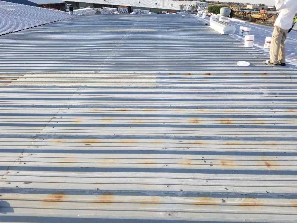 Monarch Roofing Commercial Coating Division Gallery 37