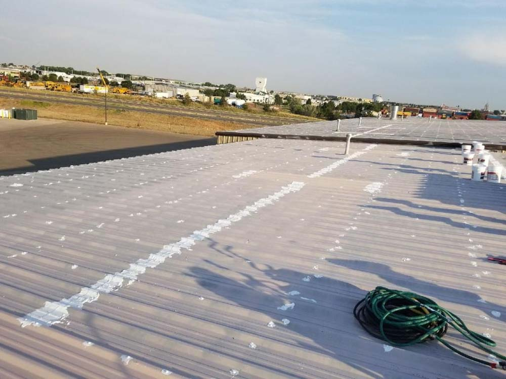 Monarch Roofing Commercial Coating Division Gallery 38