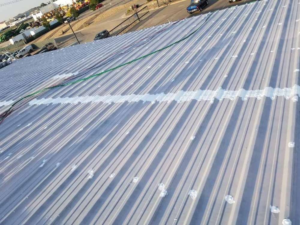 Monarch Roofing Commercial Coating Division Gallery 39