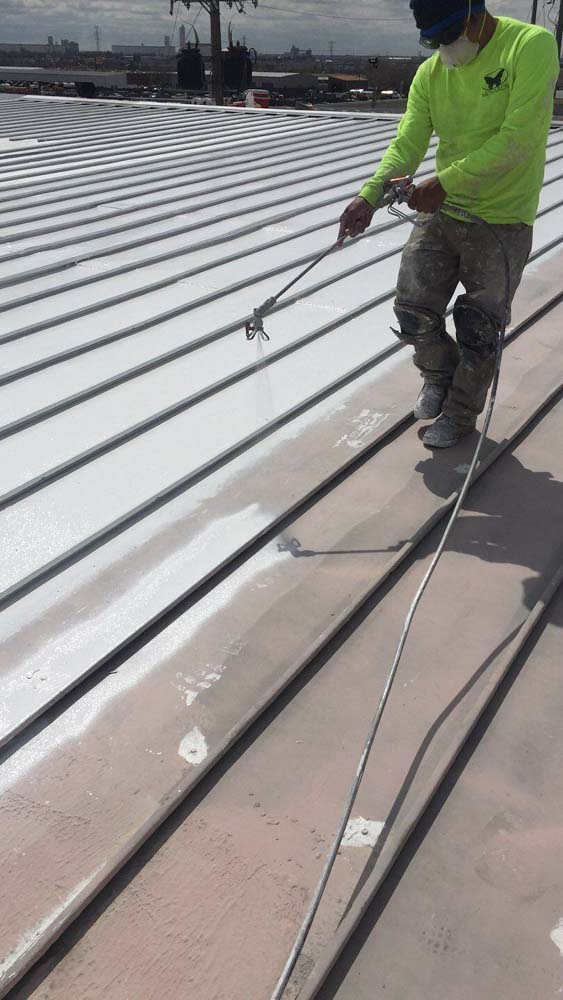 Monarch Roofing Commercial Coating Division Gallery 4