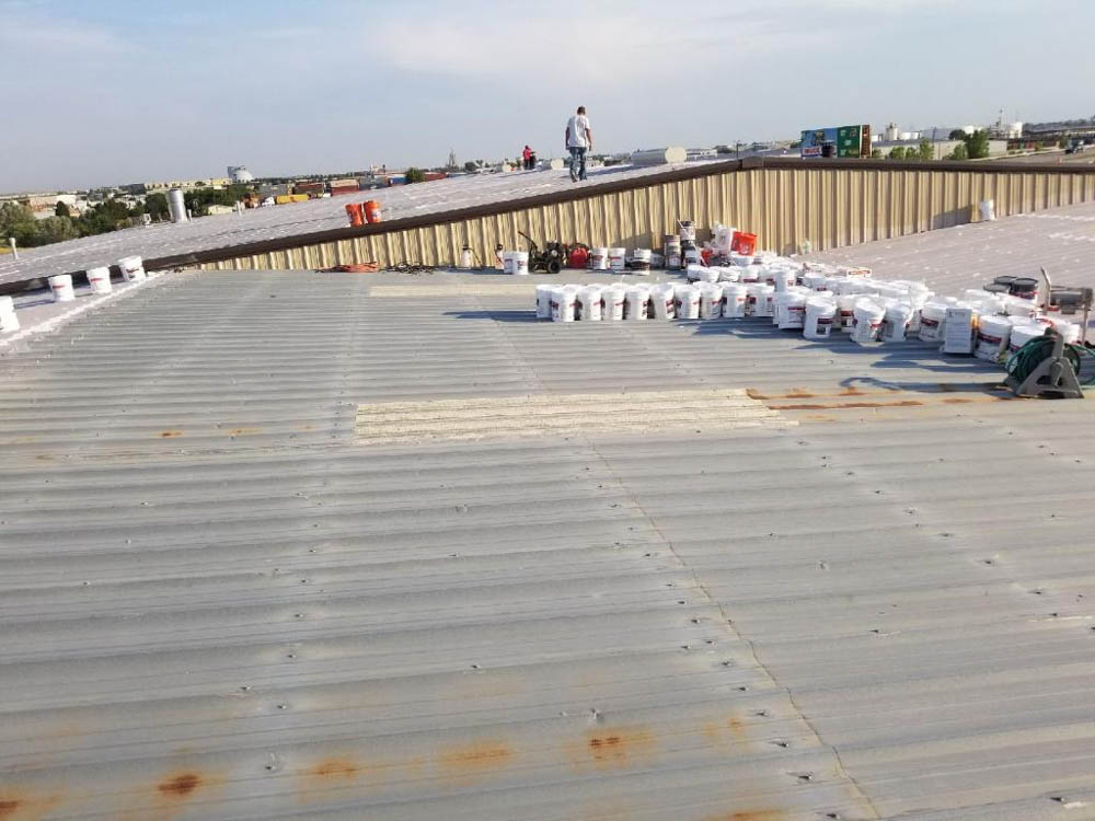 Monarch Roofing Commercial Coating Division Gallery 40
