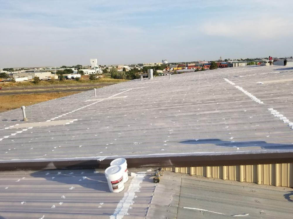 Monarch Roofing Commercial Coating Division Gallery 41