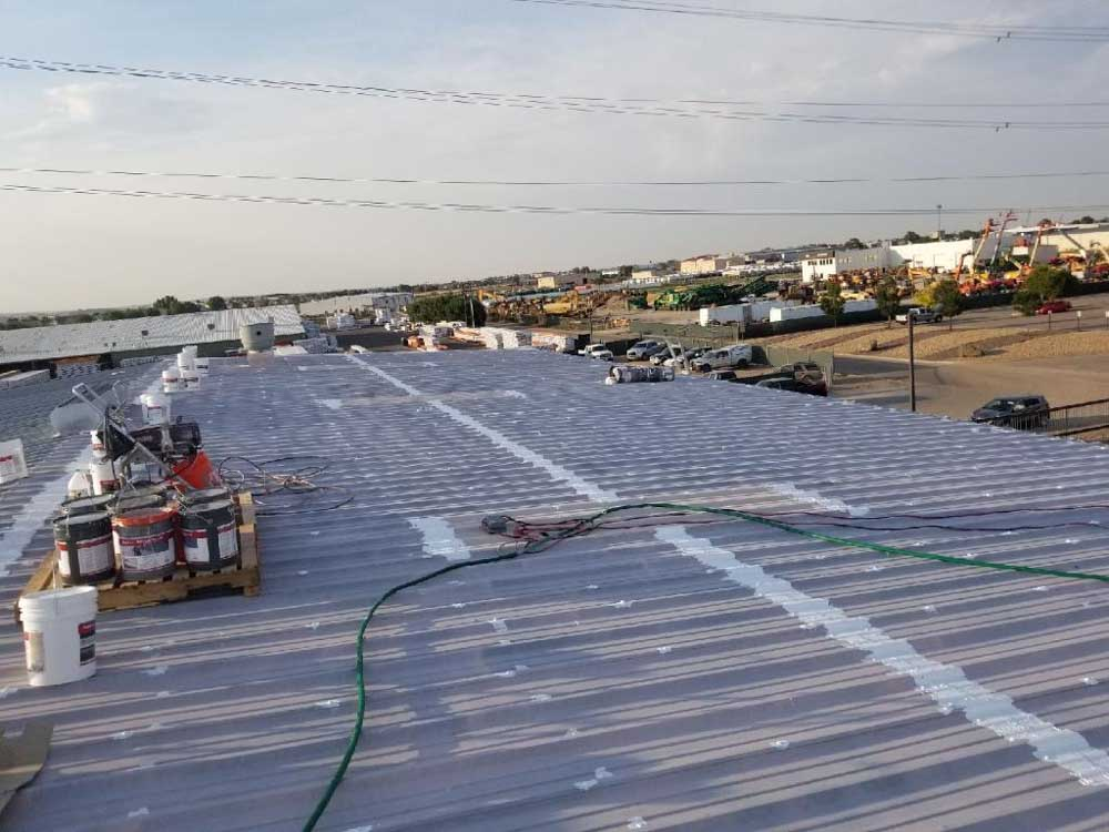 Monarch Roofing Commercial Coating Division Gallery 42