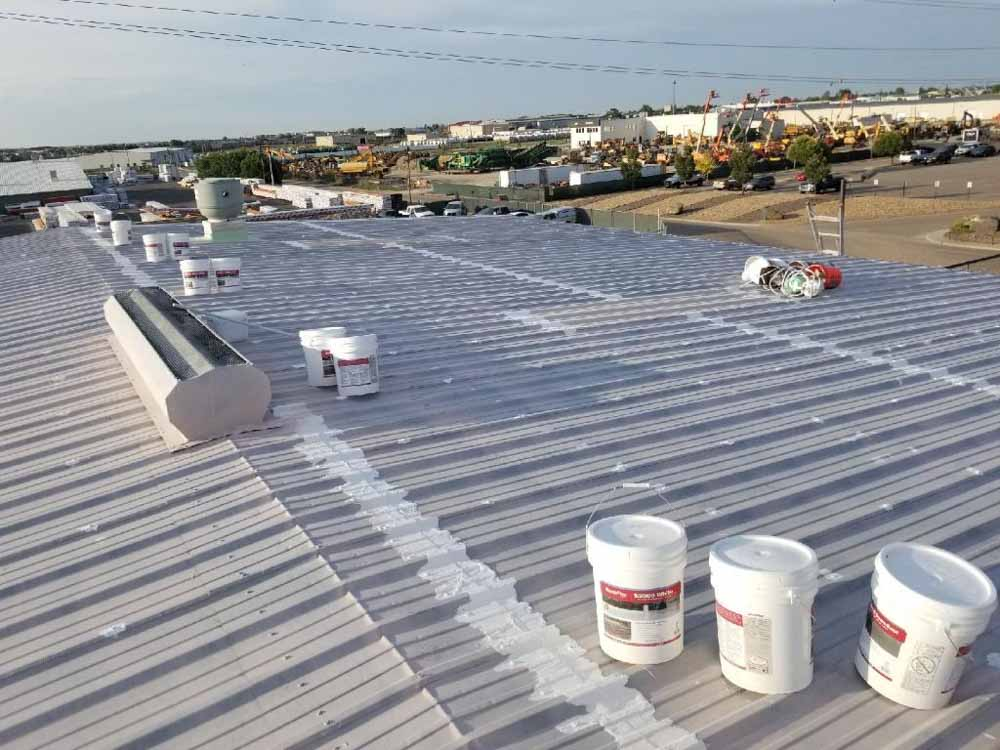 Monarch Roofing Commercial Coating Division Gallery 43