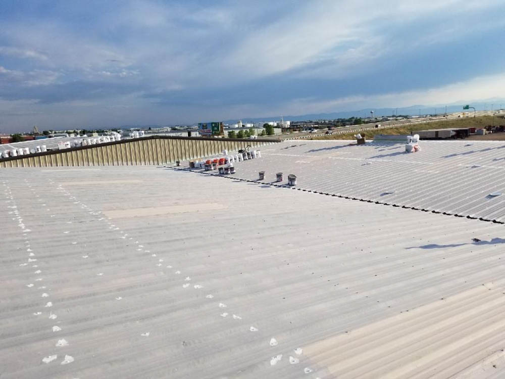 Monarch Roofing Commercial Coating Division Gallery 45