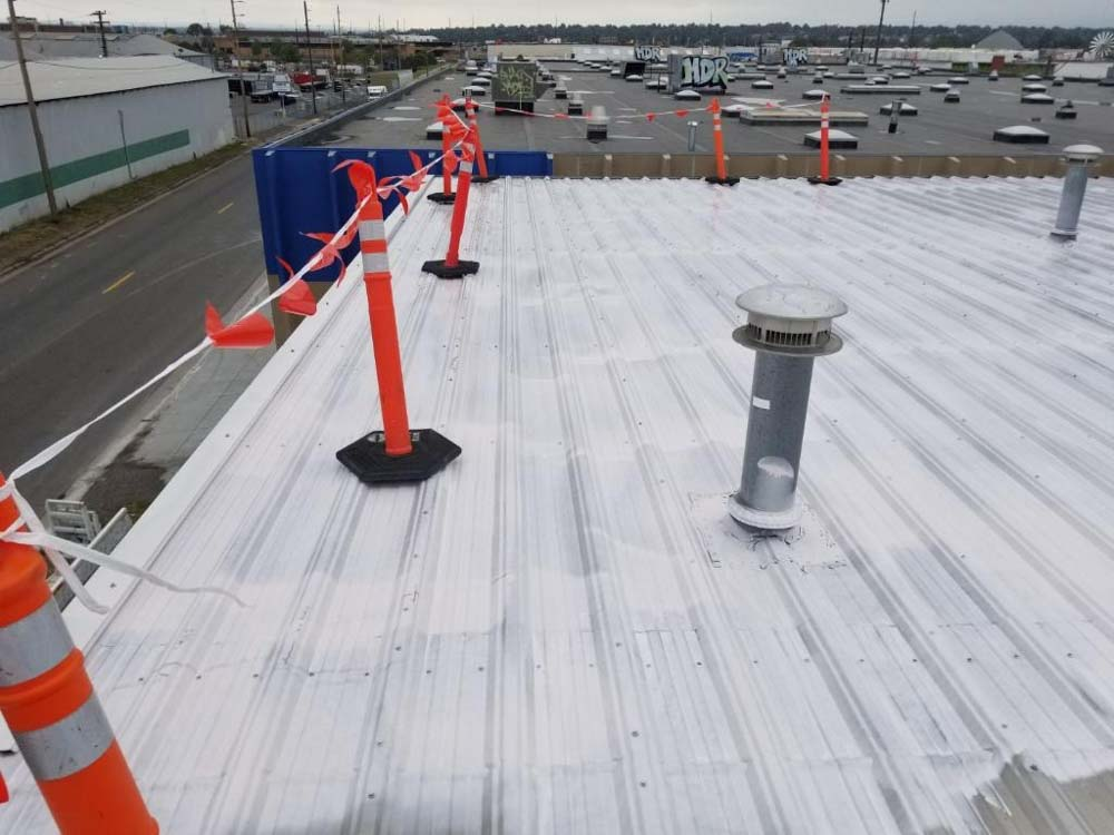 Monarch Roofing Commercial Coating Division Gallery 51