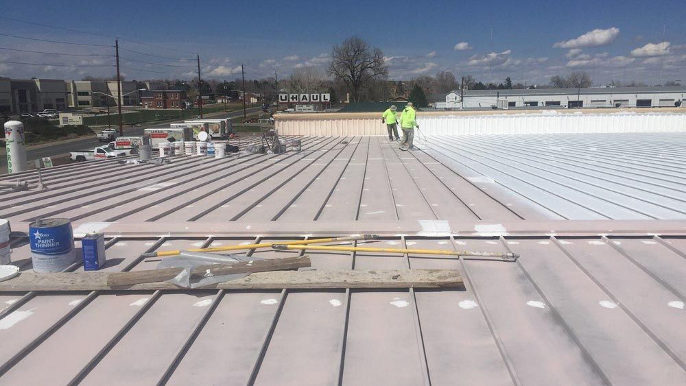 Monarch Roofing Commercial Coating Division Gallery 6