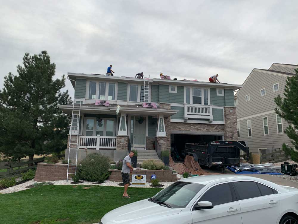 Monarch Roofing Roofing Division Gallery 23