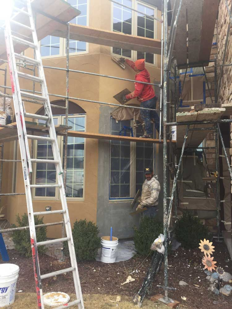 Monarch Roofing Stucco Division Gallery 3