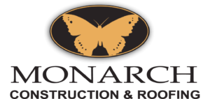 Monarch Construction & Roofing Logo