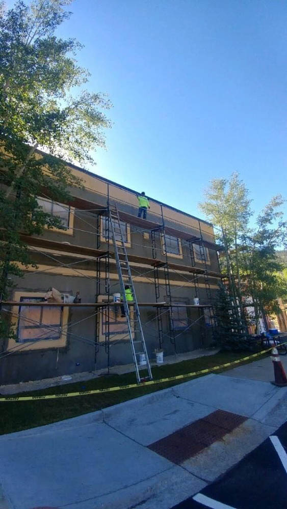 Monarch Roofing and Construction Commercial Stucco 21