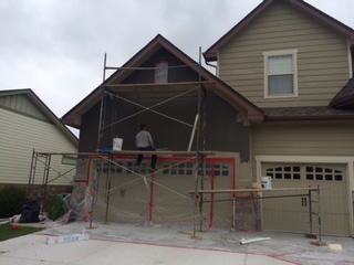 Monarch Roofing and Construction Stucco Work 25