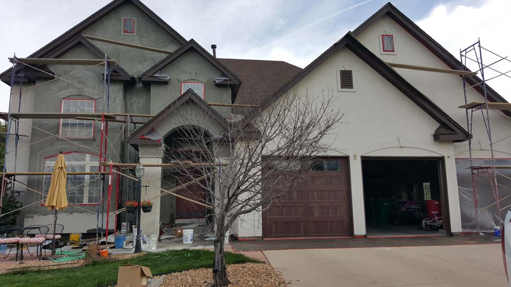 Monarch Roofing and Construction Stucco Work 37