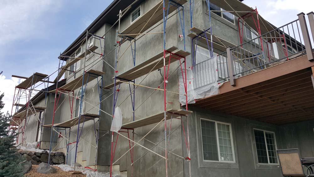 Monarch Roofing and Construction Stucco Work 39