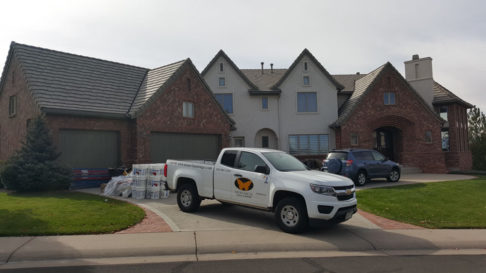 Monarch Roofing and Construction Stucco Work 41