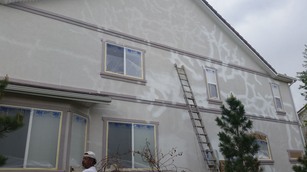 Monarch Roofing and Construction Stucco Work 7