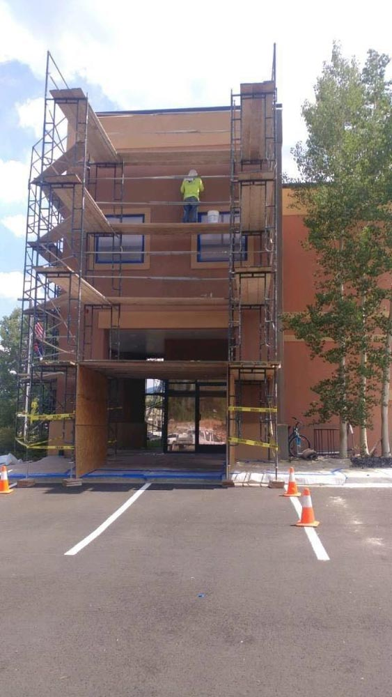 Monarch Roofing Commercial Stucco