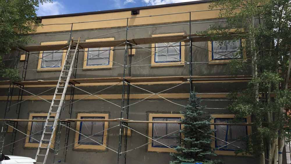 Monarch Roofing Stucco Division Gallery